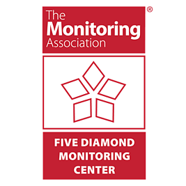 TMA 5 Diamond, The Monitoring Association, logo