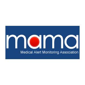 Medical Alert Monitoring Association, MAMA, Logo