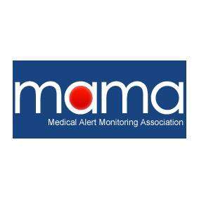 Medical Alert Monitoring Association, MAMA, Logo
