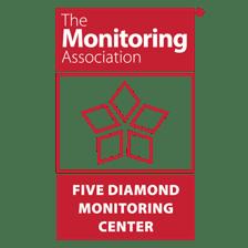 TMA five diamond logo