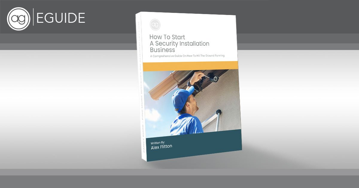 eguide, security installation, how to start, business