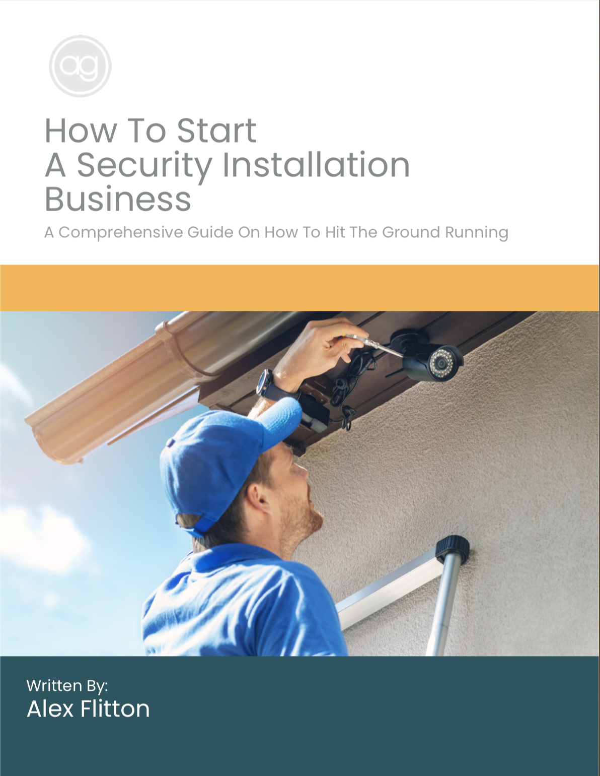 how to, start an alarm installation business, eguide