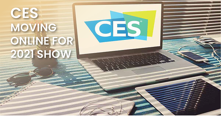 CES Moving Online For 2021 Show(fb)