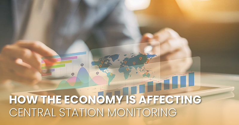 How The Economy is Affecting Central Station Monitoring-fb