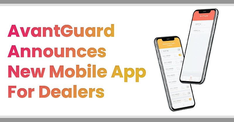 AG App, avantguard mobile app, test accounts