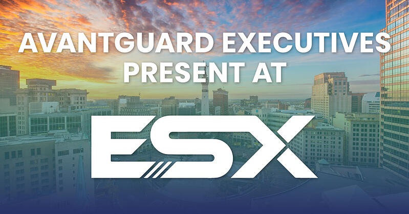 avantguard executives, ESX 2019, presentation
