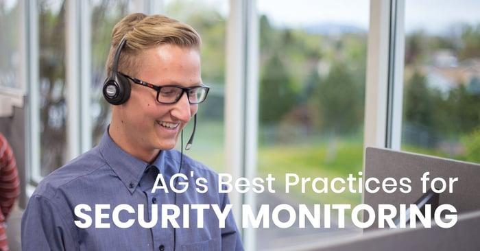 best practices, alarm monitoring