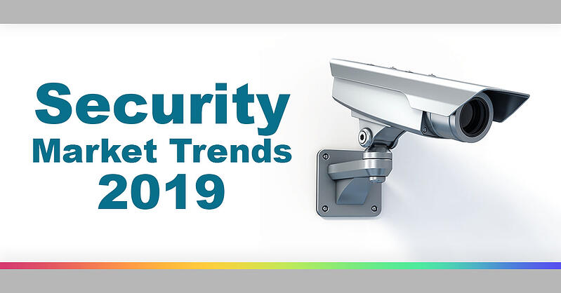 security market trends, report, home security, smart home