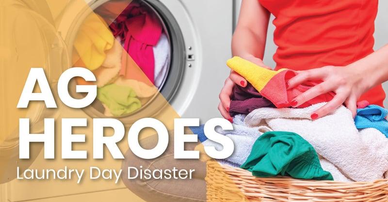 AG Hero Story, laundry room fire, dryer fire