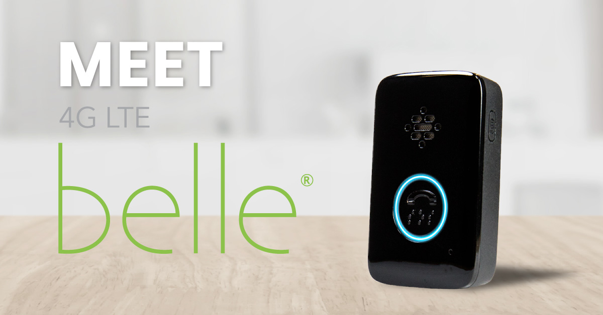 freeus, belle, LTE, mPERs, PERS, monitoring