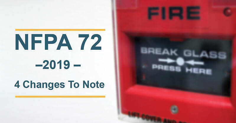 NFPA 72, 2019, Fire Alarm Regulation