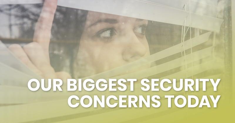 smart home, security cameras, distrust, monitoring