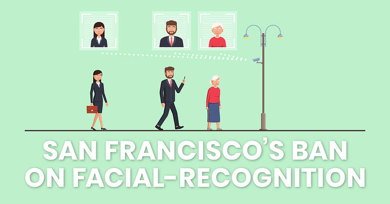 san francisco, facial recognition, ban, artificial intelligence