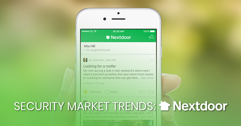 security market trends nextdoor_fb