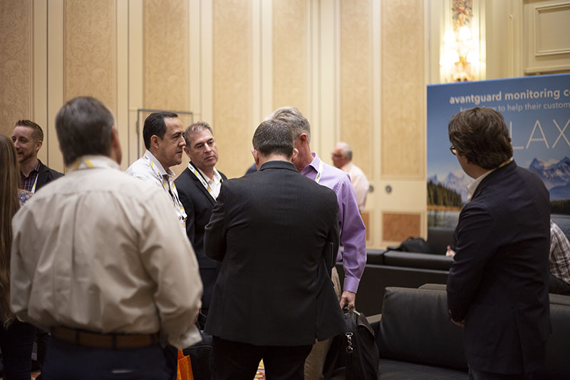 isc west, networking