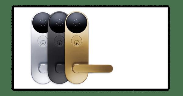 ISC West 2019, smart locks