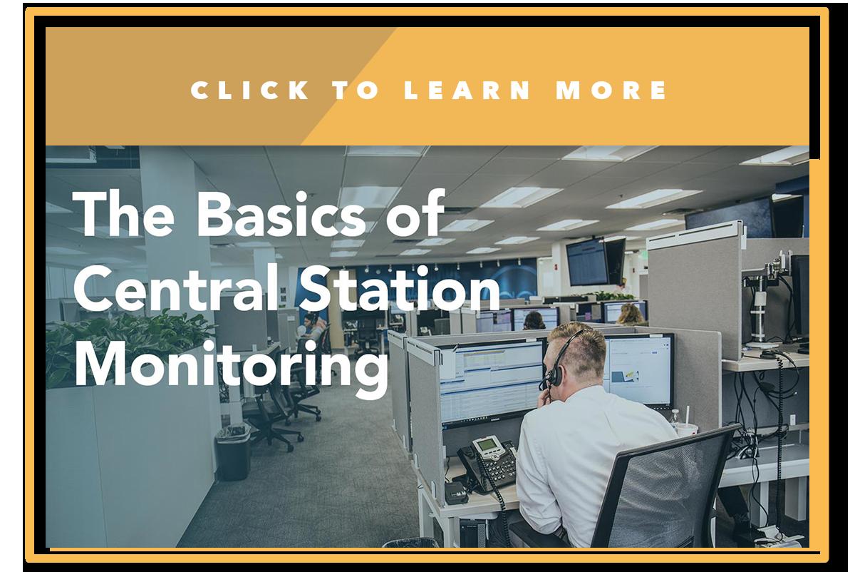Basics Of Central Station Monitoring