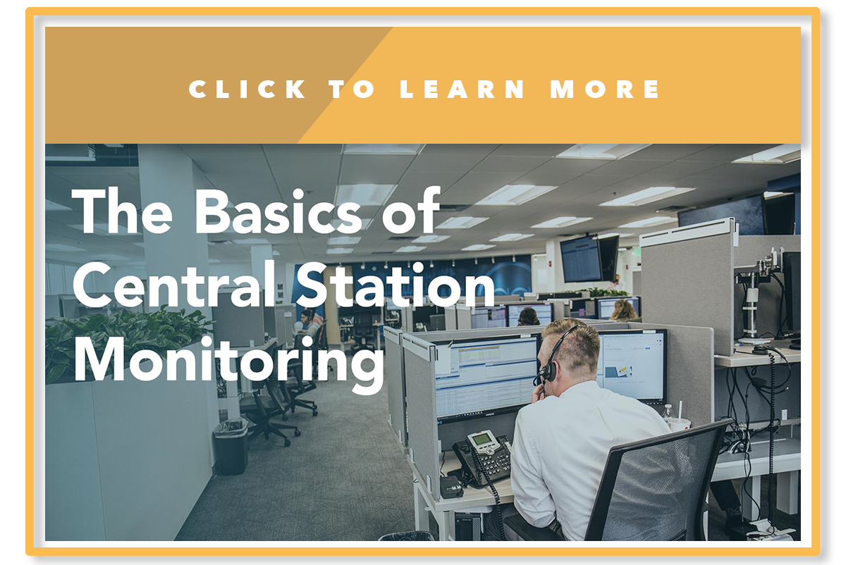 Basics Of Central Station Monitoring