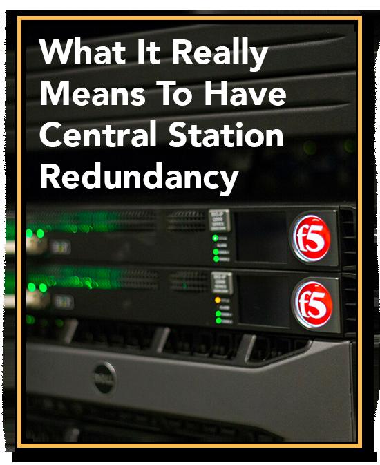 central station redundancy