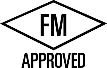FM Approved logo, FM approved