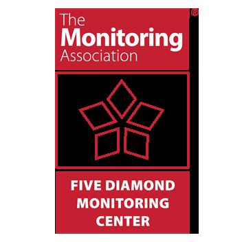 the monitoring association, 5 diamond, central station, dealer program