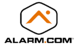alarm.com, logo, security, integration