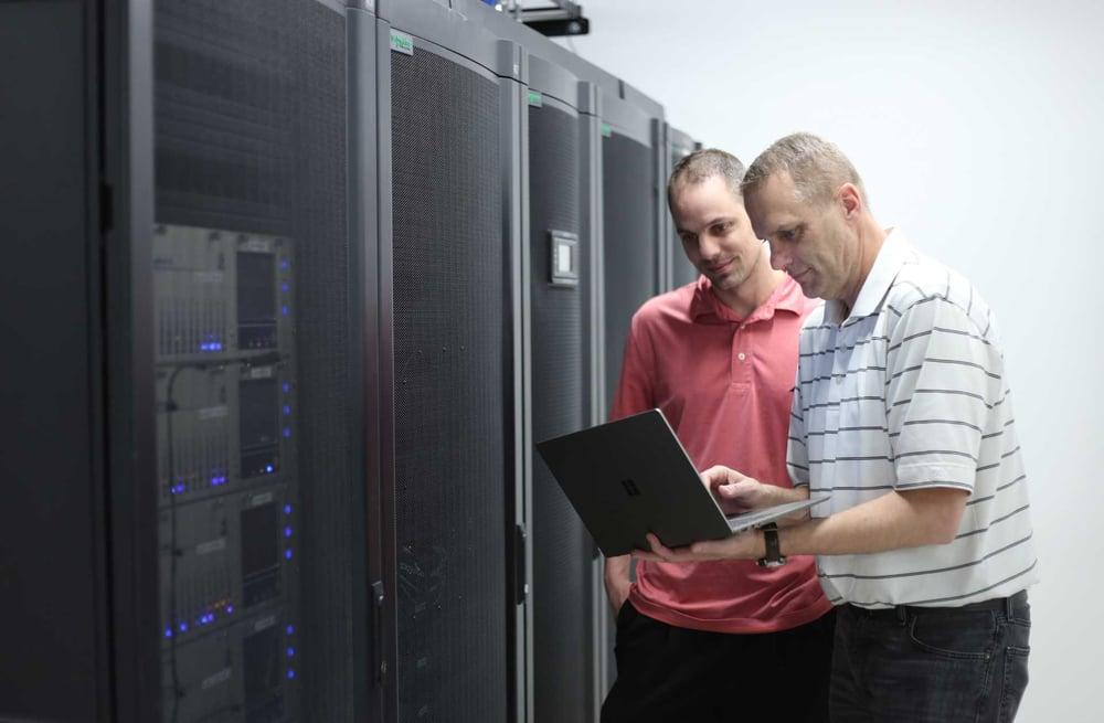server room, information technology
