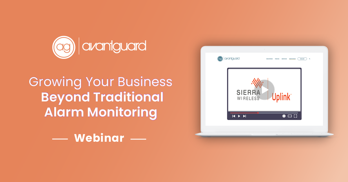 Growing Your Business Beyond Traditional Alarm Monitoring