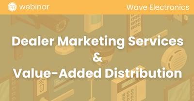 ag webinar, wave electronics