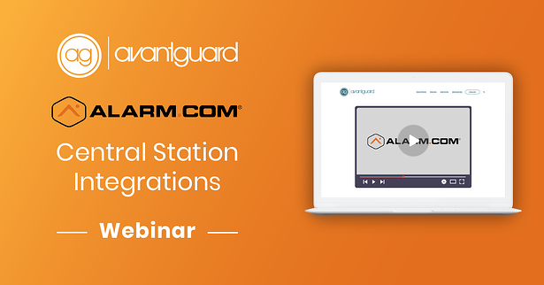 alarmdotcom central station integrations