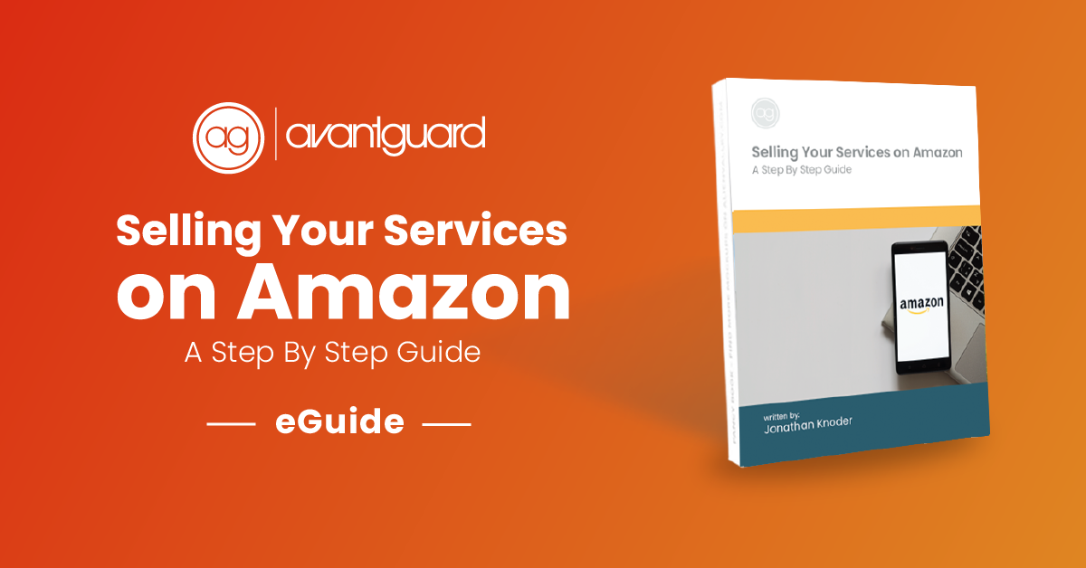 eGuide, A guide to selling your services on Amazon