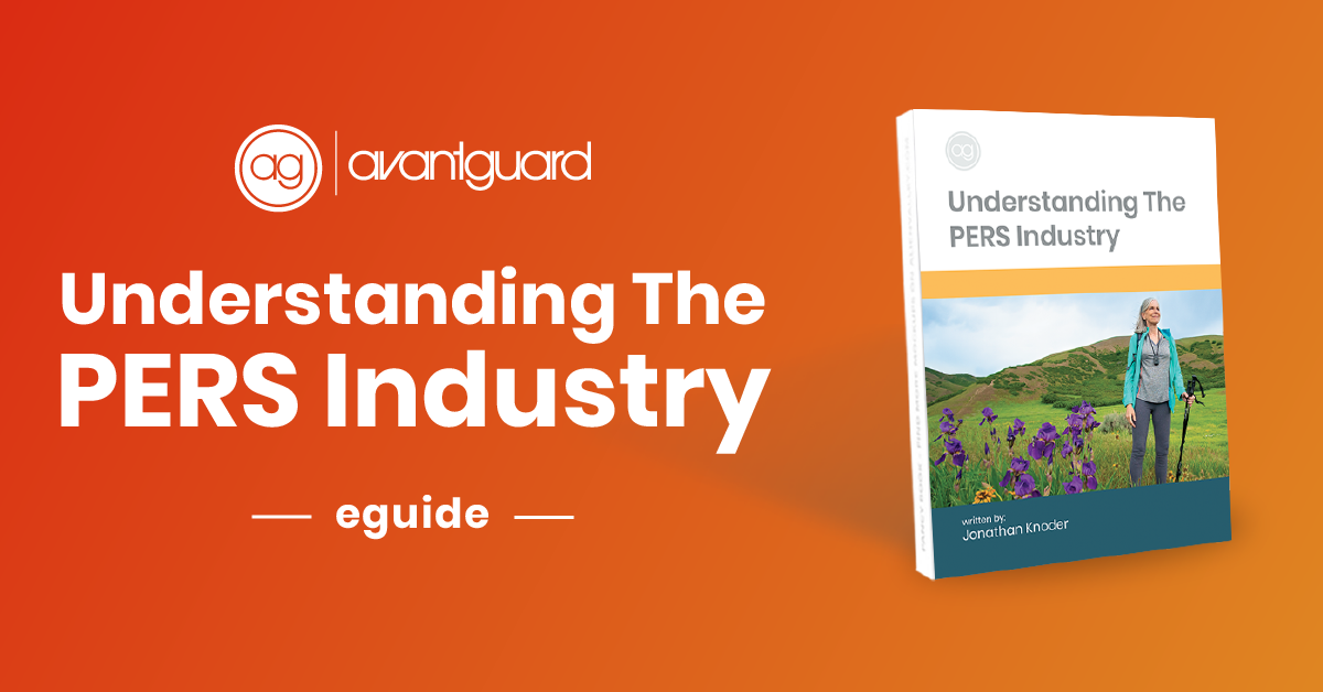 eGuide, Understanding The PERS Industry