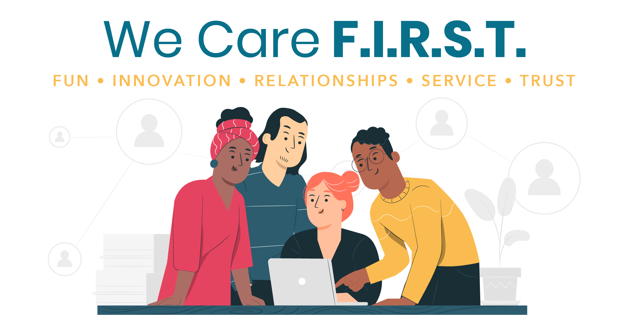 We Care FIRST