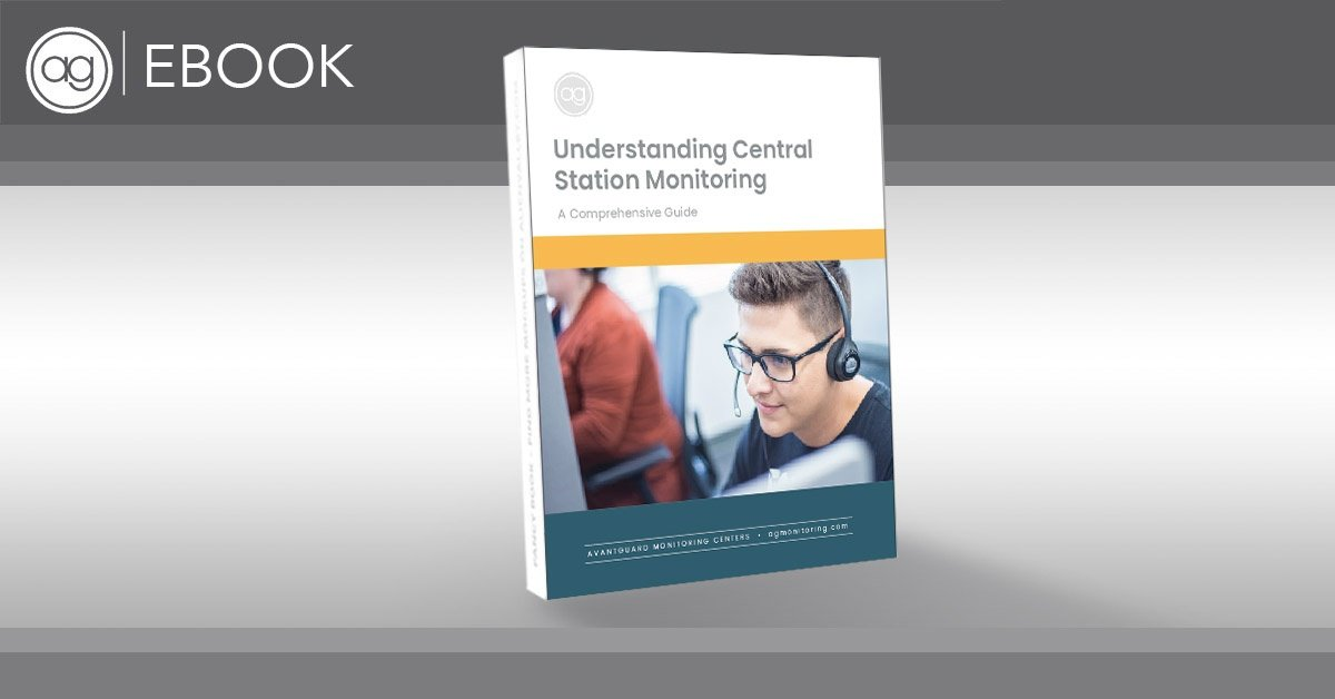 ebook, central station monitoring