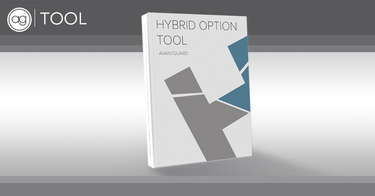 Hybrid Monitoring, partnership option tool
