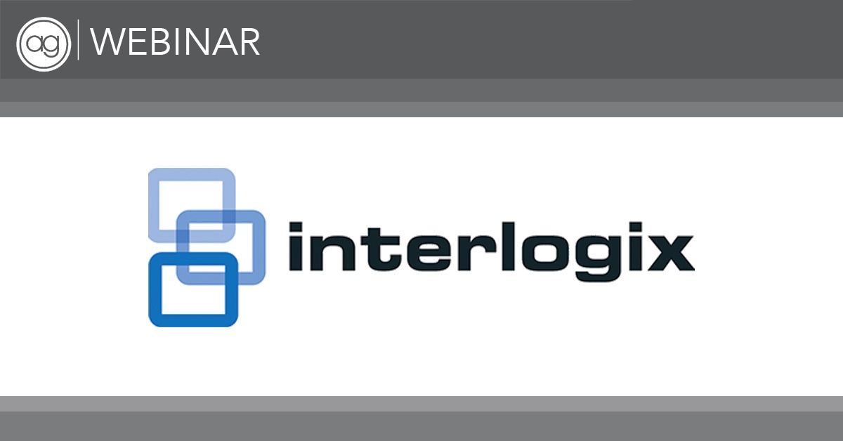 Interlogix, Ultrasync, webinar, home automation