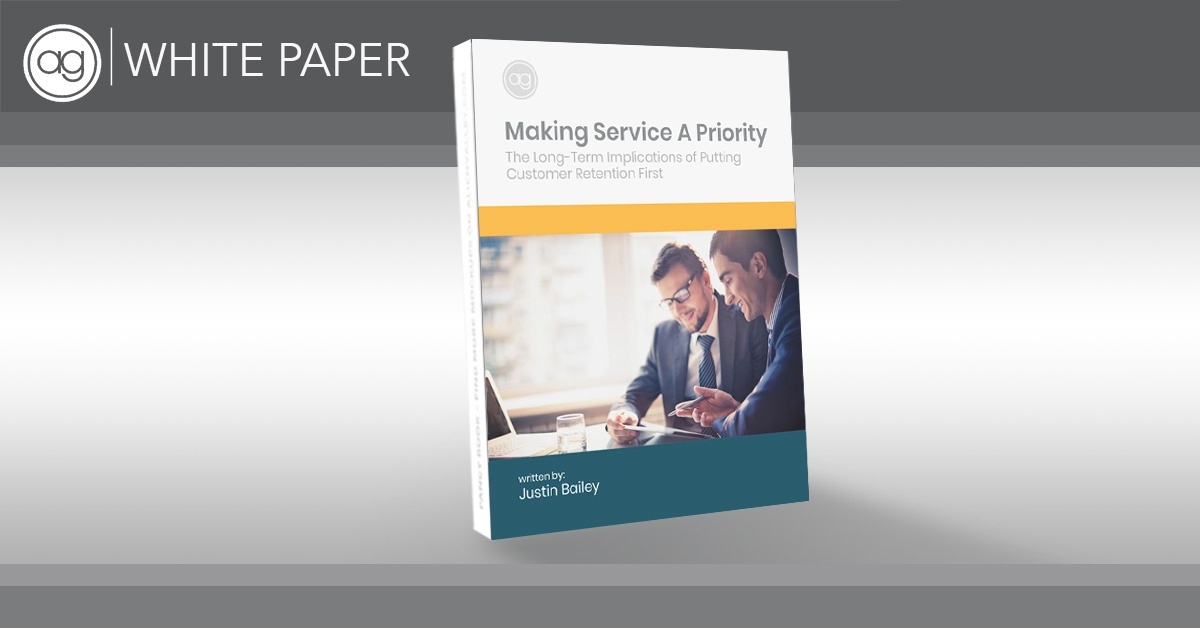Customer Service, White Paper, customer retention