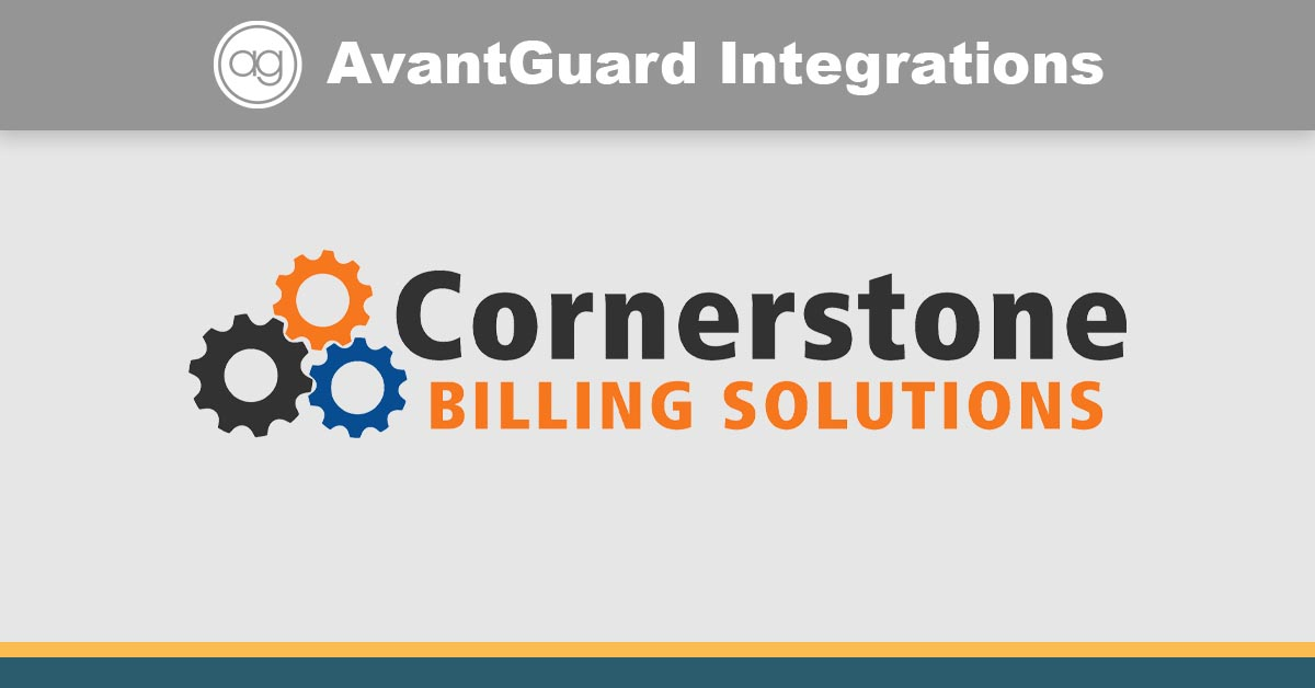 cornerstone billing solutions, crm, integrations