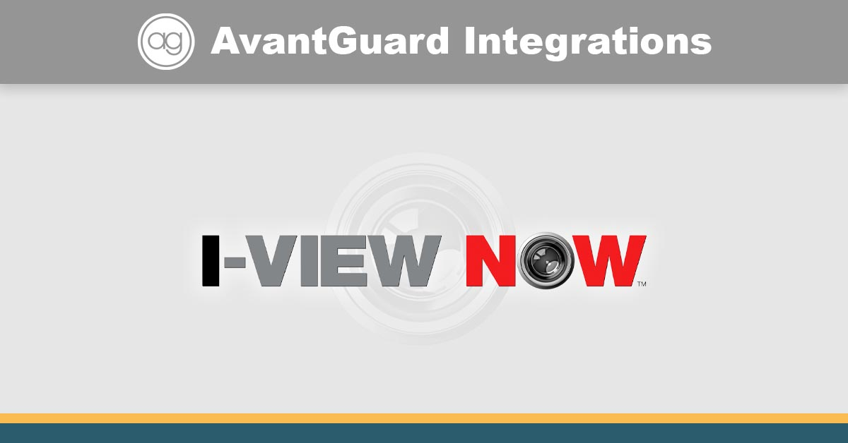 i-view now, integrated video, integrations