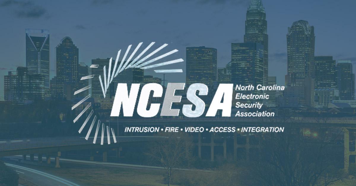 north carolina ESA, electronic security association north carolina, ESA, Logo