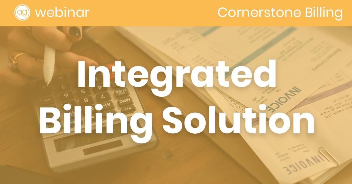 Cornerstone Billing Solutions, Quickbooks, billing